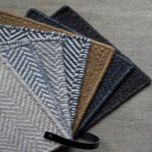 Herringbone  Kilim Design